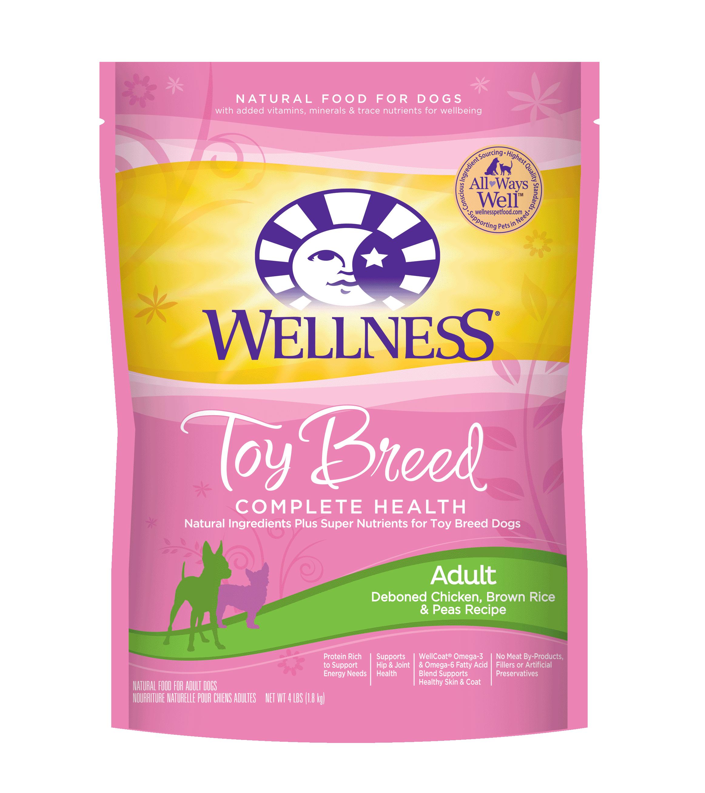 Toy Breed Complete Health Adult Deboned Chicken Brown