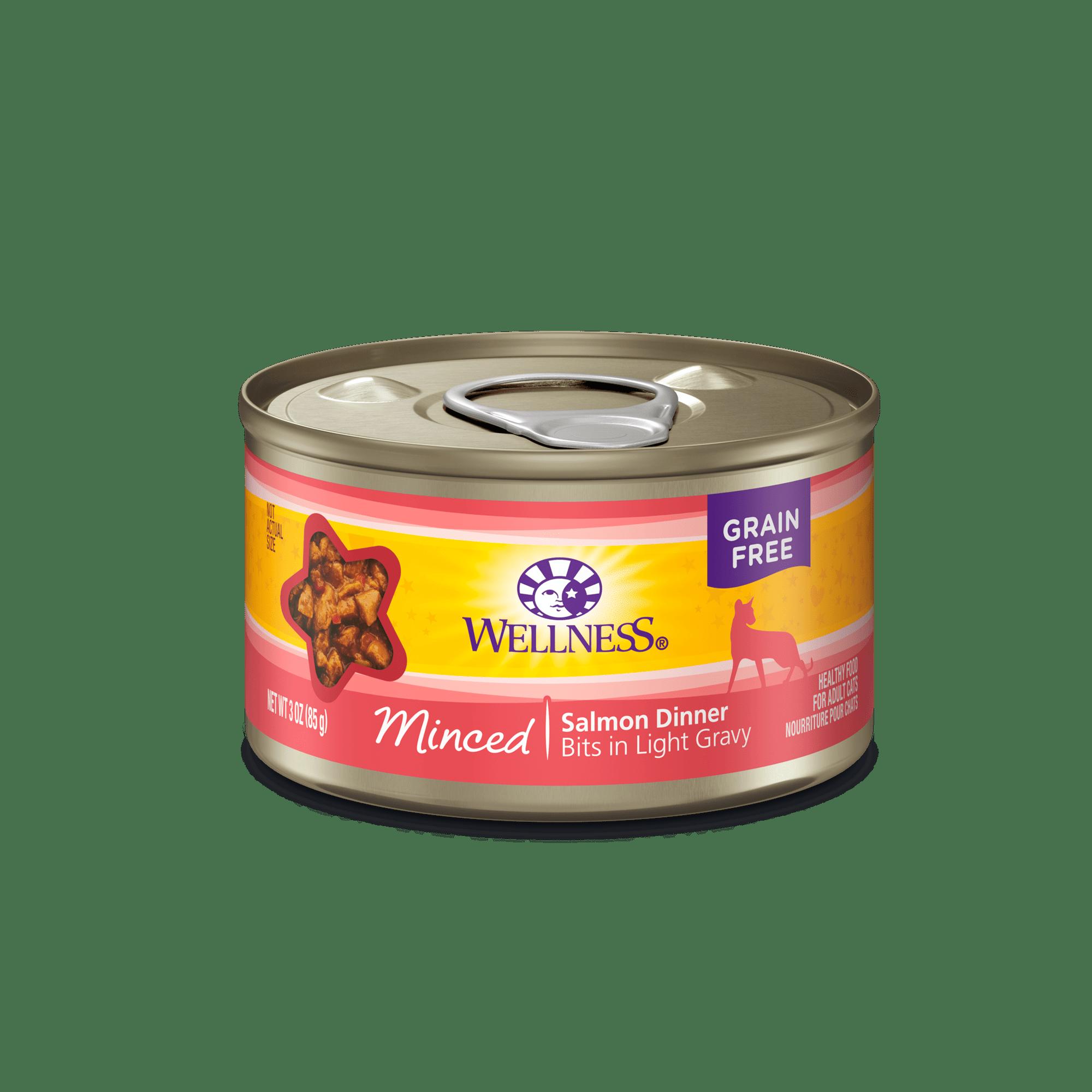 Wellness Minced Tuna Cat Food