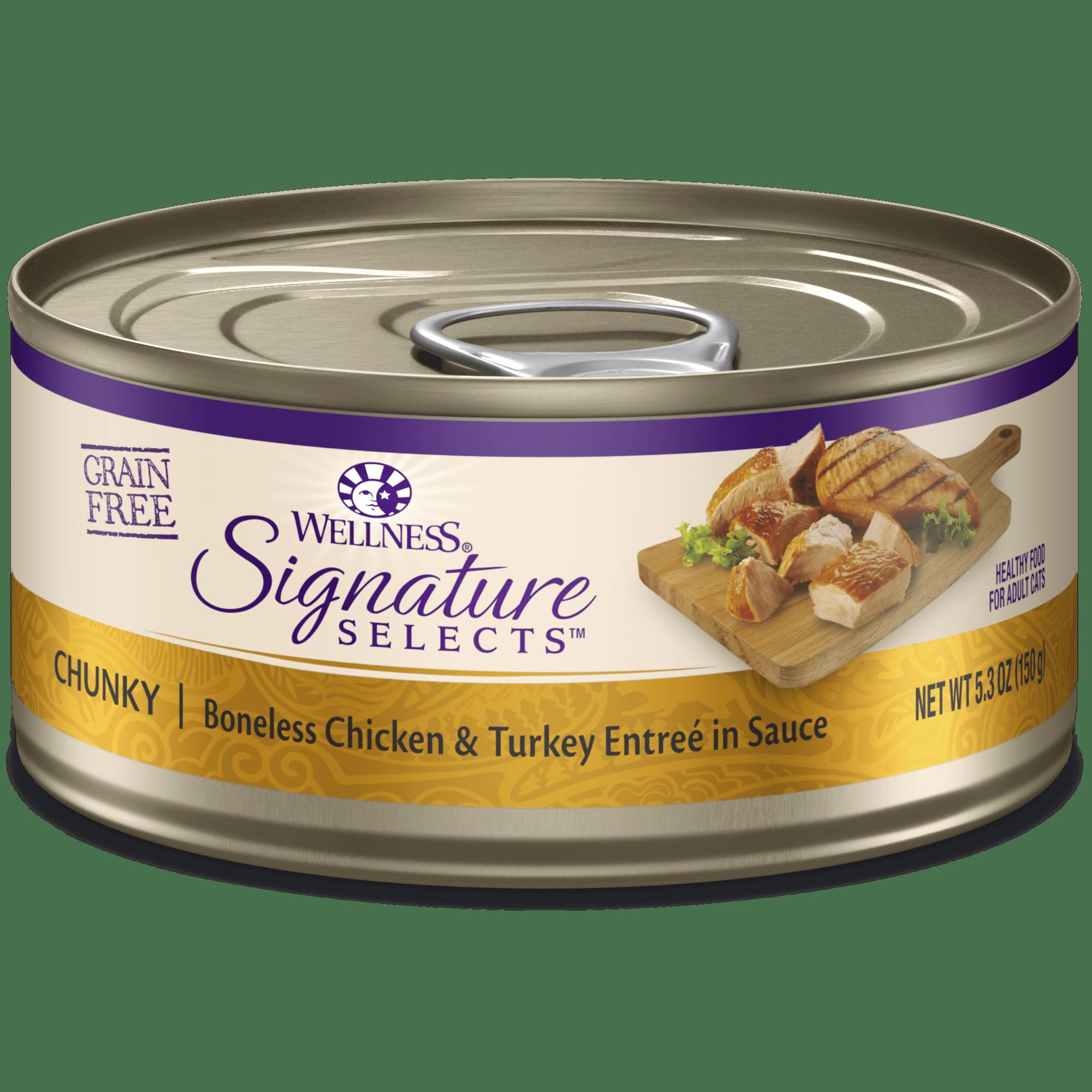 Wellness Cat Food New Formula Change