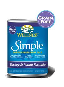 Simple Grain Free Small Breed Salmon Amp Potato Formula