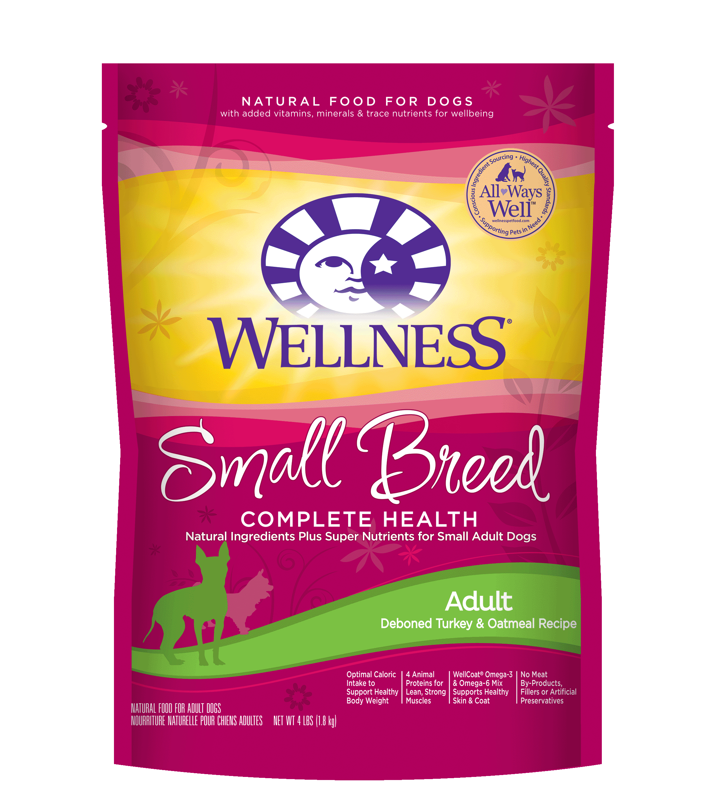 Small Breed Complete Health Adult Turkey Amp Oatmeal Recipe