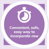 Dog Convenient Raw